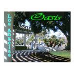 Los Angeles - Oasis Postcards