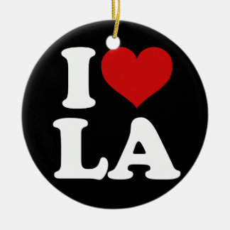 Los Angeles Ornament