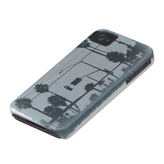 Los Angeles Palm Trees Case-Mate iPhone 4 Case
