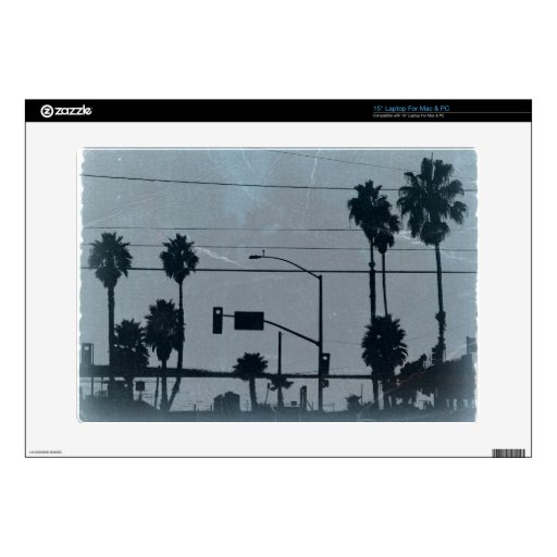 Los Angeles Palm Trees Laptop Skin