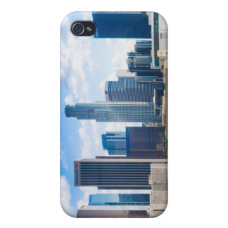 Los Angeles Panorama iPhone 4 Case