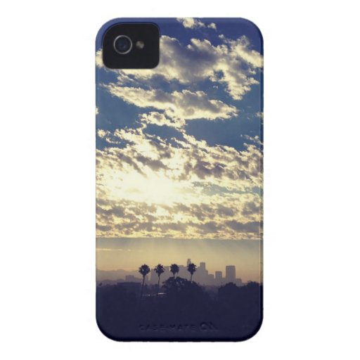Los Angeles Phone cover iPhone 4 Cases