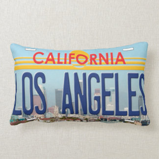 Los Angeles Pillow