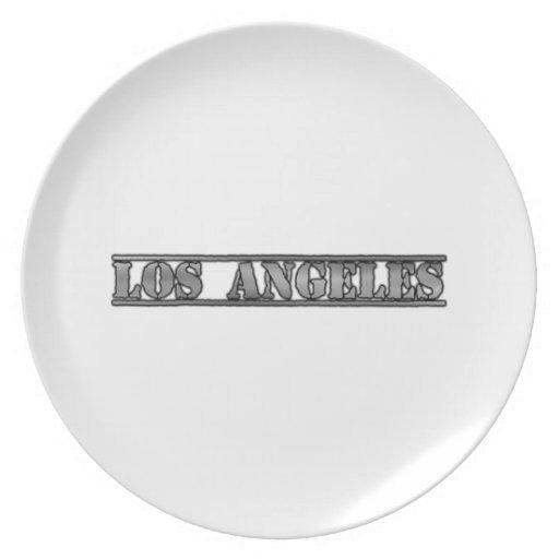 Los Ángeles Plato