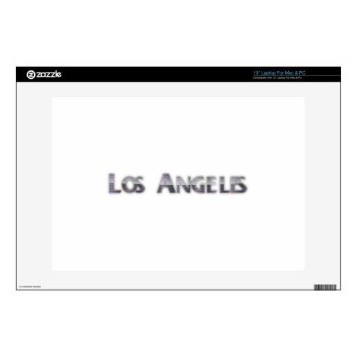 Los Ángeles Portátil 33cm Skins