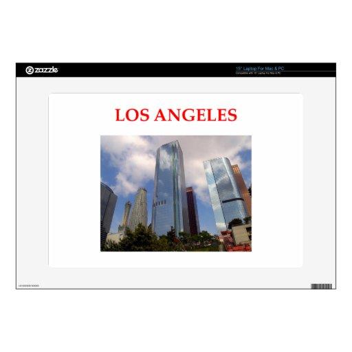 Los Ángeles Portátil 38,1cm Skins