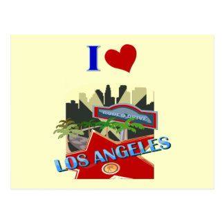 Los Angeles Post Cards