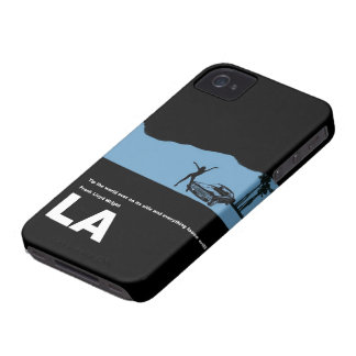 Los Angeles Poster Case-Mate iPhone 4 Case