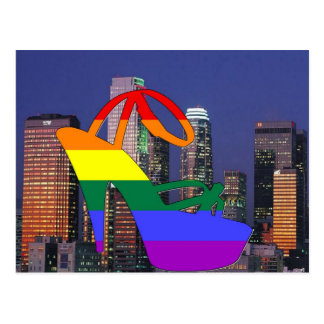Los Angeles Pride Postcard