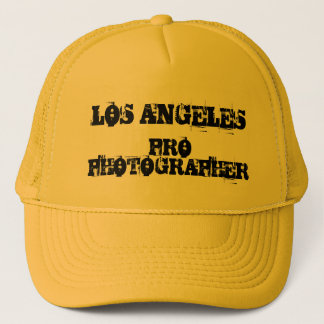 LOS ANGELES PRO PHOTOGRAPHER Hat
