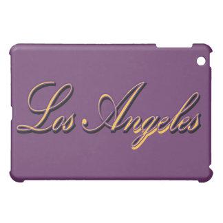 Los Angeles Purple iPad Case