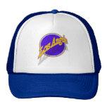Los Angeles purplebangle cap Hats