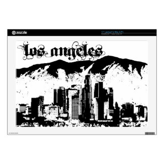 """Los Angeles put on for your city 17"""" Laptop Skin"""