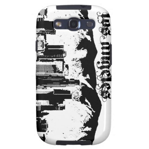 Los Angeles put on for your city Samsung Galaxy SIII Cases