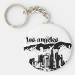 Los Angeles put on for your city Key Chains
