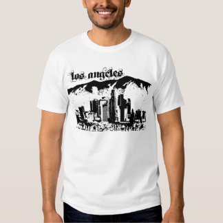 Los Angeles put on for your city Tees