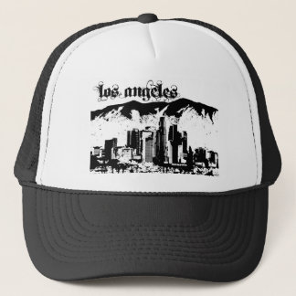 Los Angeles put on for your city Trucker Hat