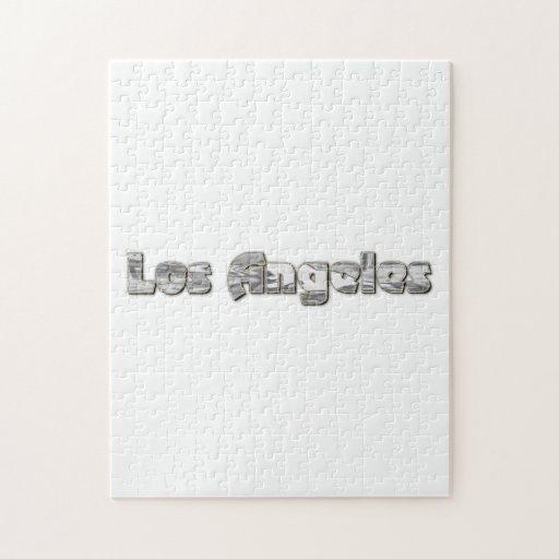 Los Ángeles Puzzles