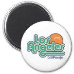Los Angeles Refrigerator Magnet