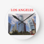 Los Ángeles Relojes De Pared