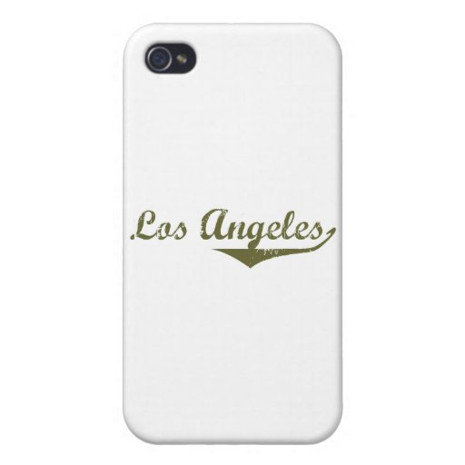 Los Angeles Revolution t shirts iPhone 4 Case