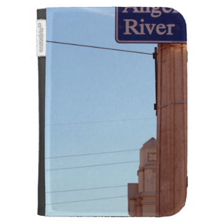 los angeles river kindle 3G cover