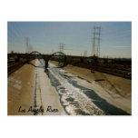 Los Angeles River Postcard