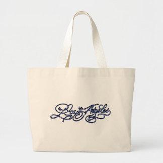 Los Angeles Rockabilly bag Blue