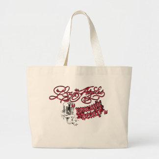 Los Angeles Rockabilly bag RED