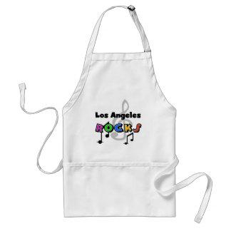 Los Angeles Rocks Aprons