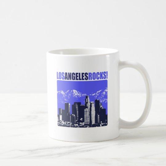 Los Angeles Rocks! Coffee Mug