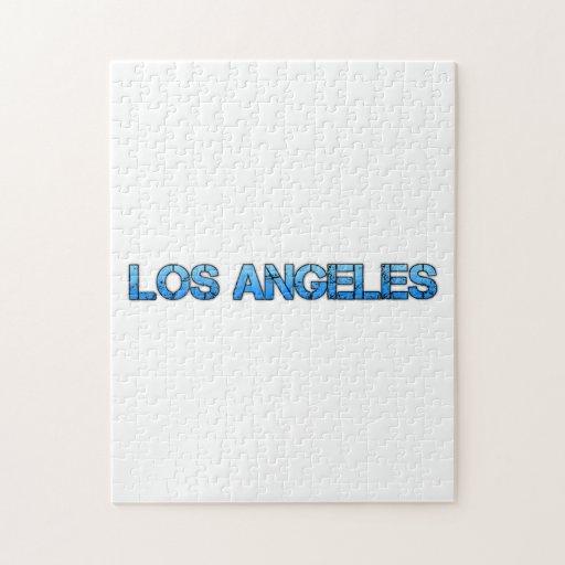 Los Ángeles Rompecabezas Con Fotos
