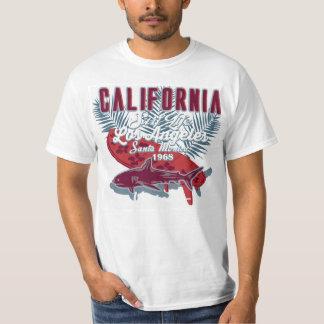 Los Angeles Shark Playeras