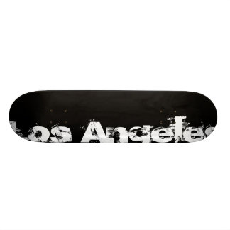 Los Angeles Skateboard Deck