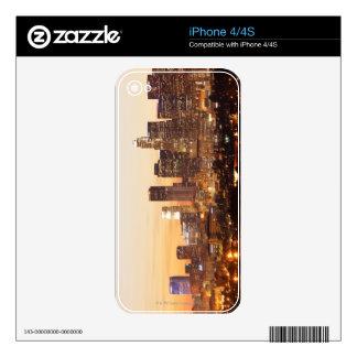 Los Angeles iPhone 4S Skin