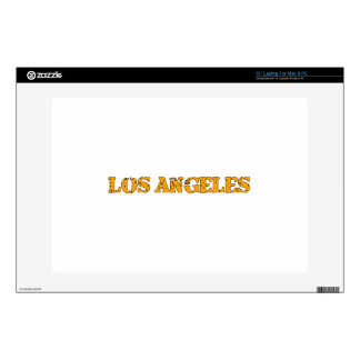Los Angeles Skins For Laptops