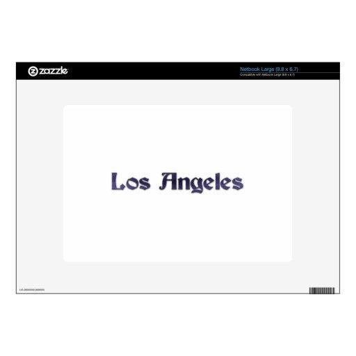 Los Ángeles Skins Para Netbooks Grandes