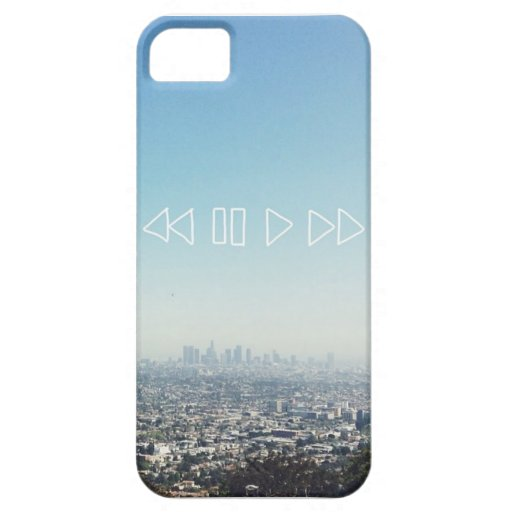 Los Angeles Skyline - California iPhone 5/5S Case