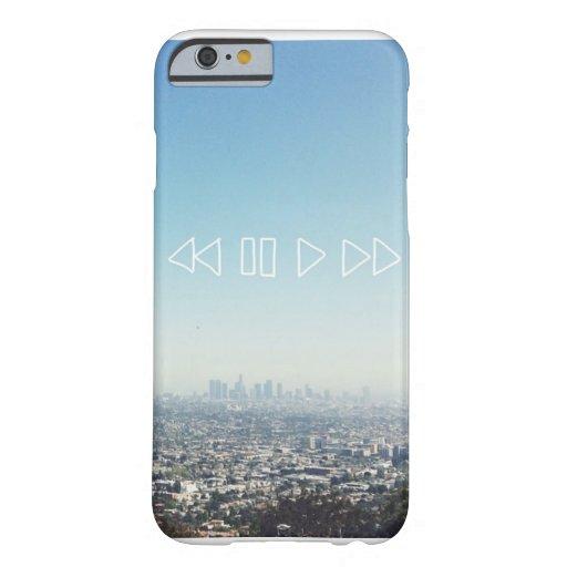 Los Angeles Skyline - California iPhone 6 Case