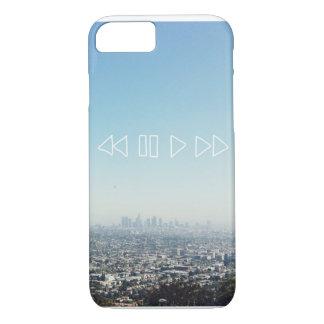 Los Angeles Skyline - California iPhone 7 Case