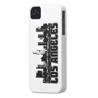 Los Angeles Skyline iPhone 4 Cover