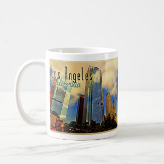 Los Angeles Skyline Coffee Mug