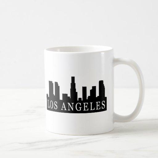 Los Angeles Skyline Coffee Mug