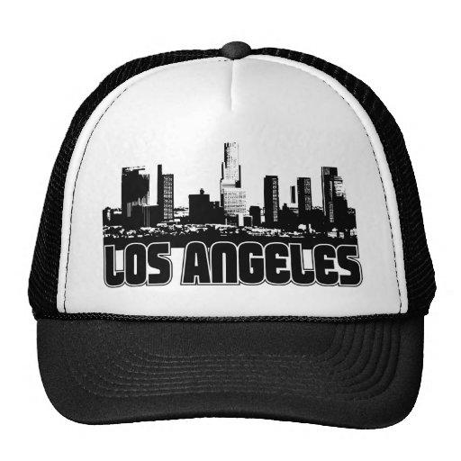 Los Angeles Skyline Mesh Hat