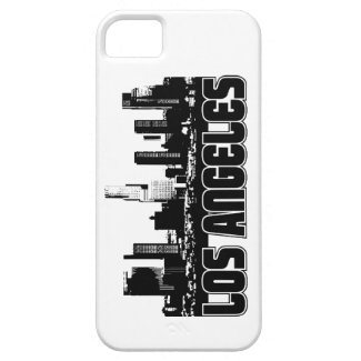 Los Angeles Skyline Iphone 5 Cover