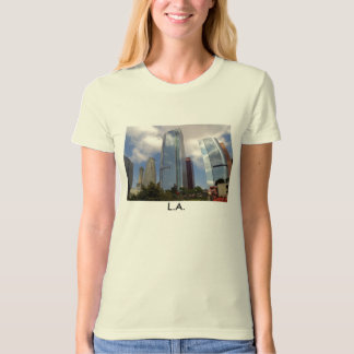 los-angeles-skyline, L.A. T-Shirt
