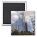 Los Angeles Skyline Magnets