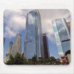 Los Angeles Skyline Mousepads