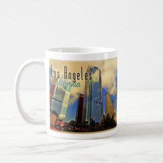 Los Angeles Skyline Mugs