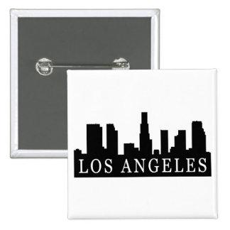 Los Angeles Skyline Pins